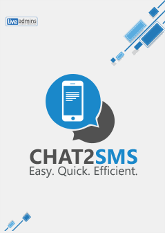 Live Chat Flyer