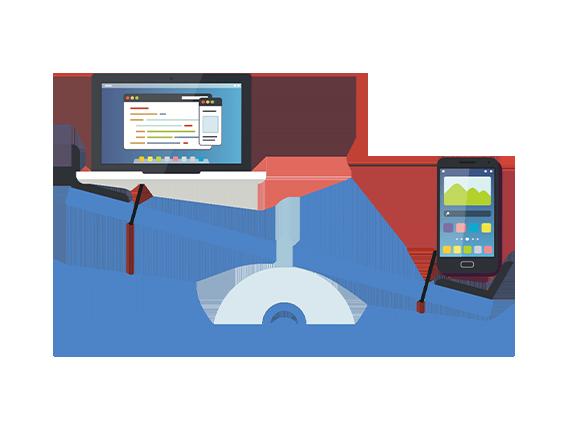 Desktop vs. Mobile Users