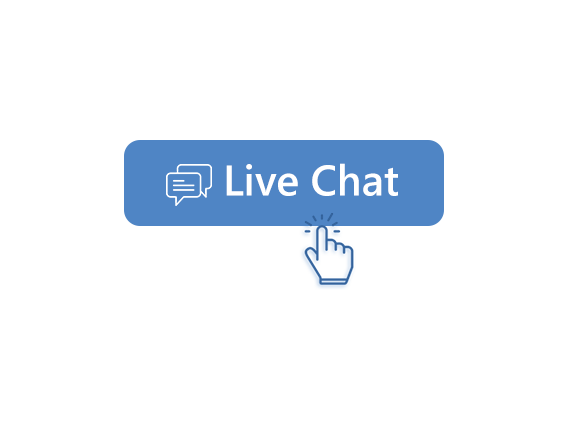 Interactive Live Chat Button