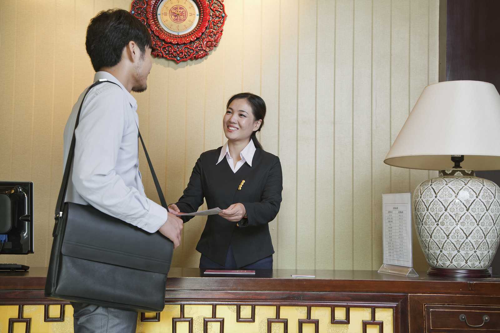 live chat support for the hospitality industry