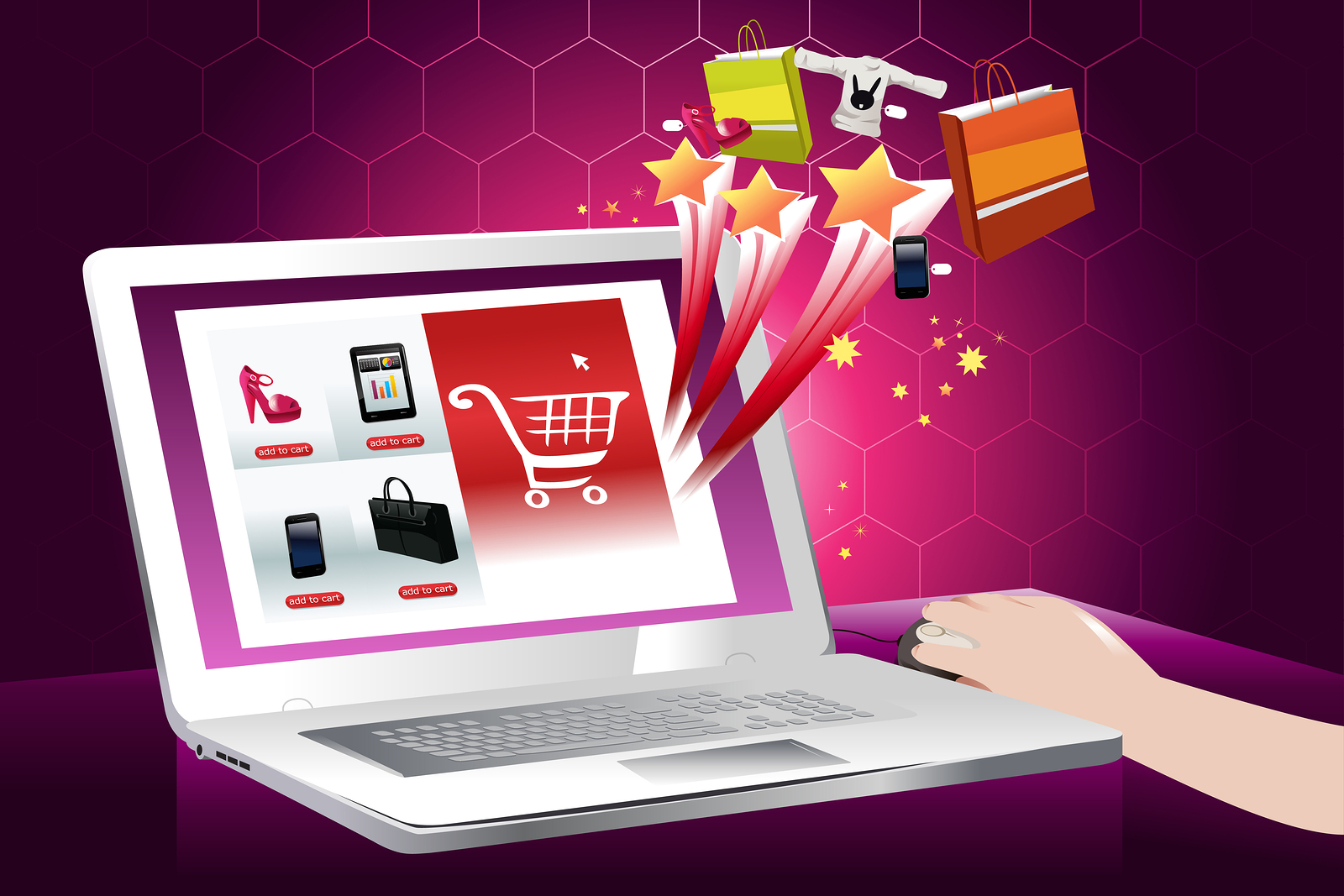 Tips for Retaining the Attention of Your Online Customers