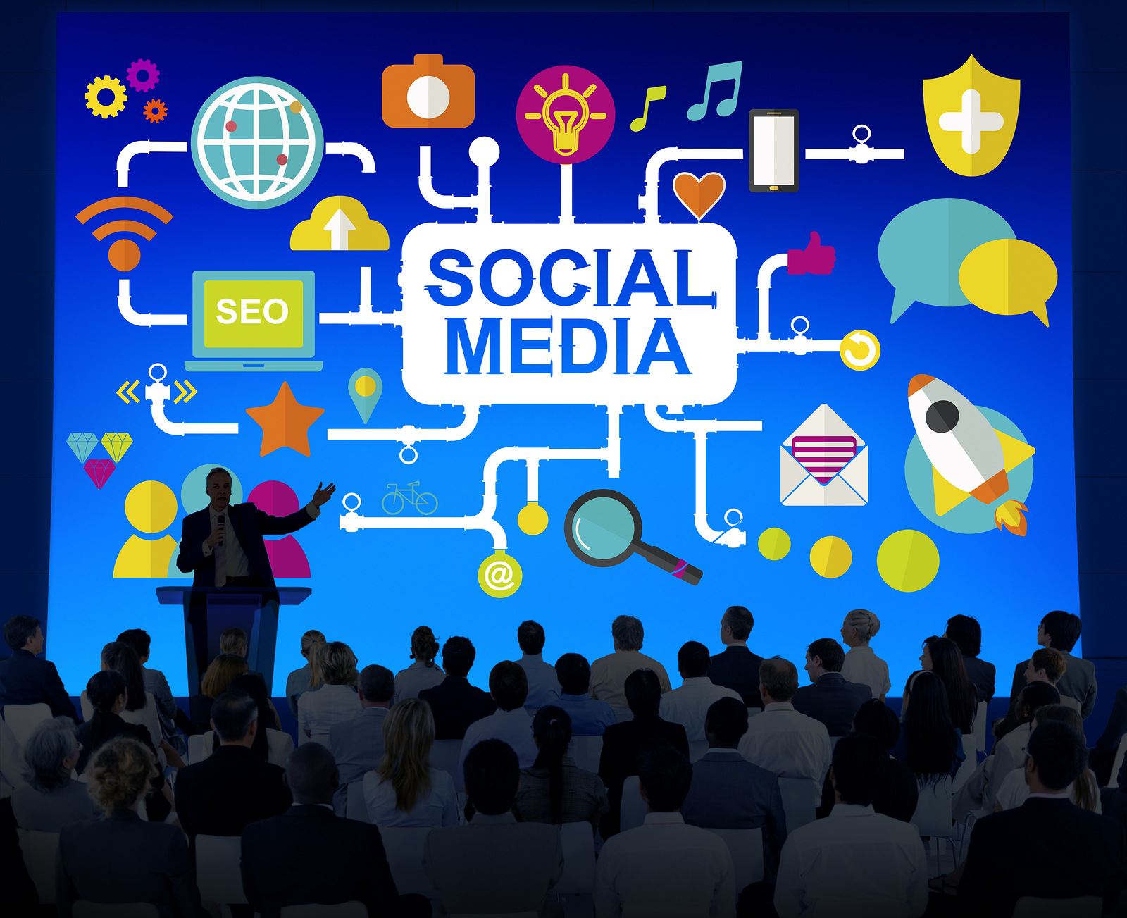 A Look at Social Media's Role in Enhancing Business Value