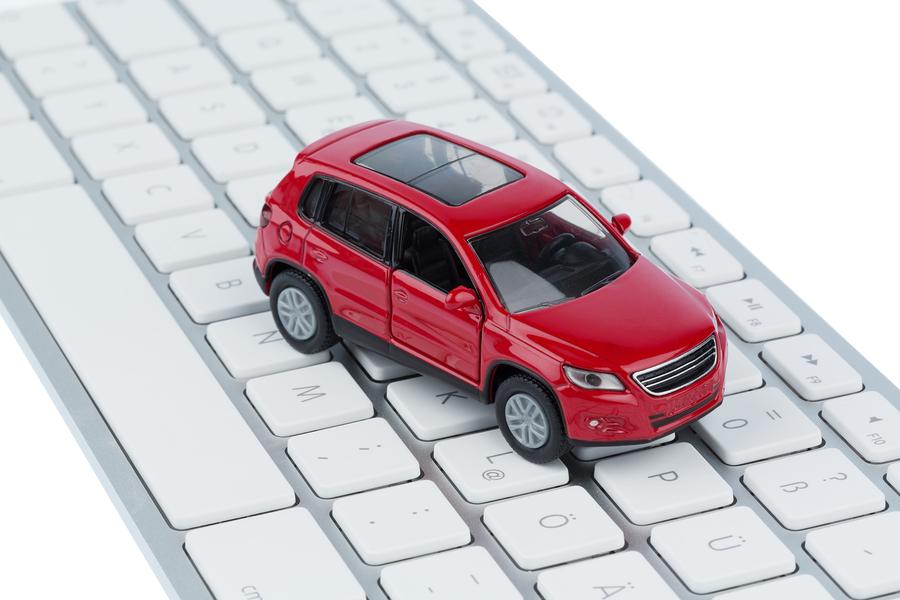 customer service on auto website