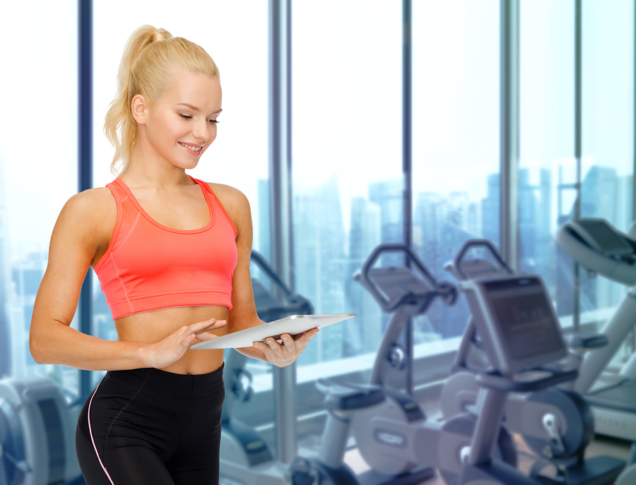 live chat for fitness industry