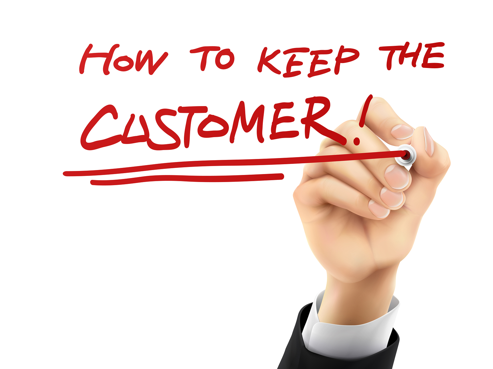 5 Gestures for Creating a Lasting Impression on Customers
