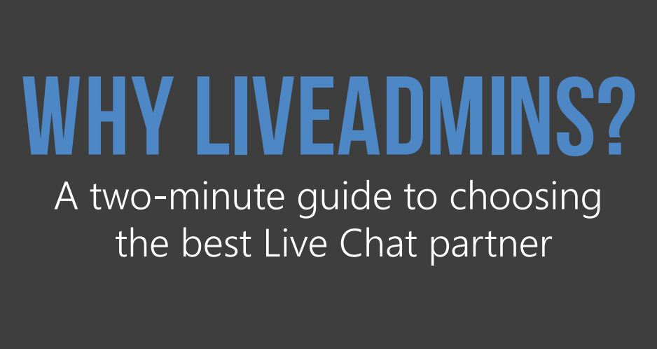 why liveadmins