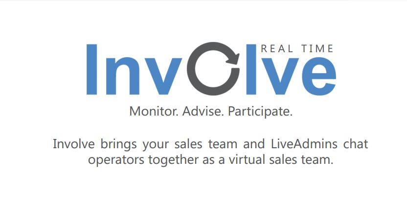 Here's how 'Involve', an innovative Live Chat feature can benefit your business