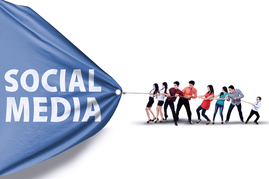 product promotion on social media