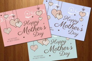 Customized Mothers Day Cards