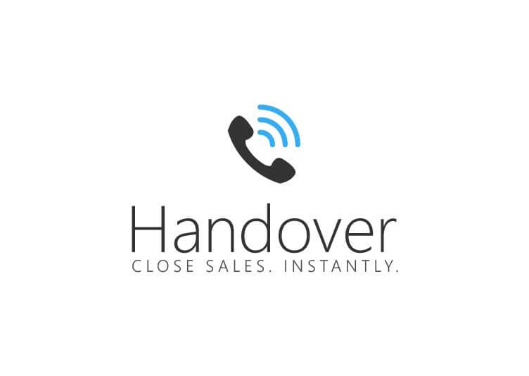 Handover – Close sales. Instantly.
