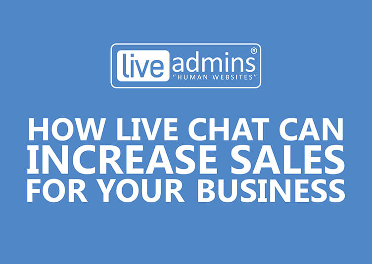 How Live Chat Can Increase Sales For Your Business