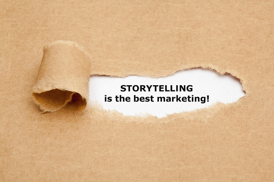 How Storytelling can make your Marketing Campaign a Success