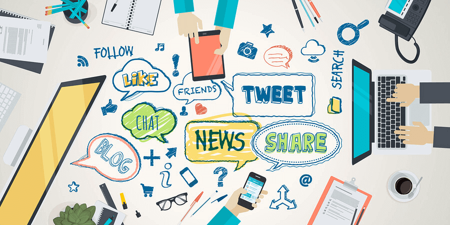 How to Promote your Brand using Social Media