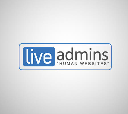 LiveAdmins rebrands online presence with new corporate website