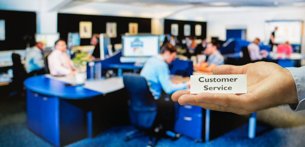 Maintain the quality od customer service