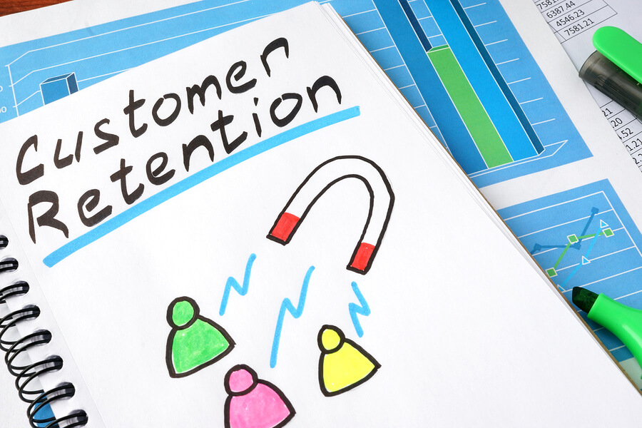 4 Ways to Effectively Retain Customers