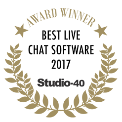 Studio-40 - Best Software Award Badge