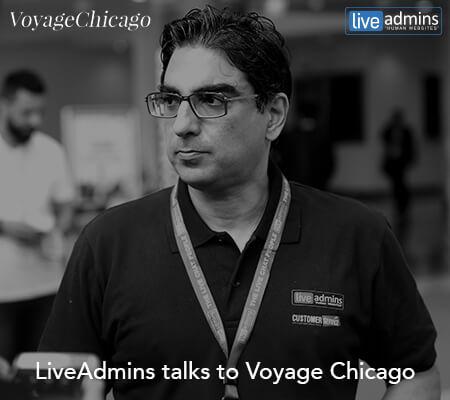 LiveAdmins CEO Farrakh Azhar shares his success story