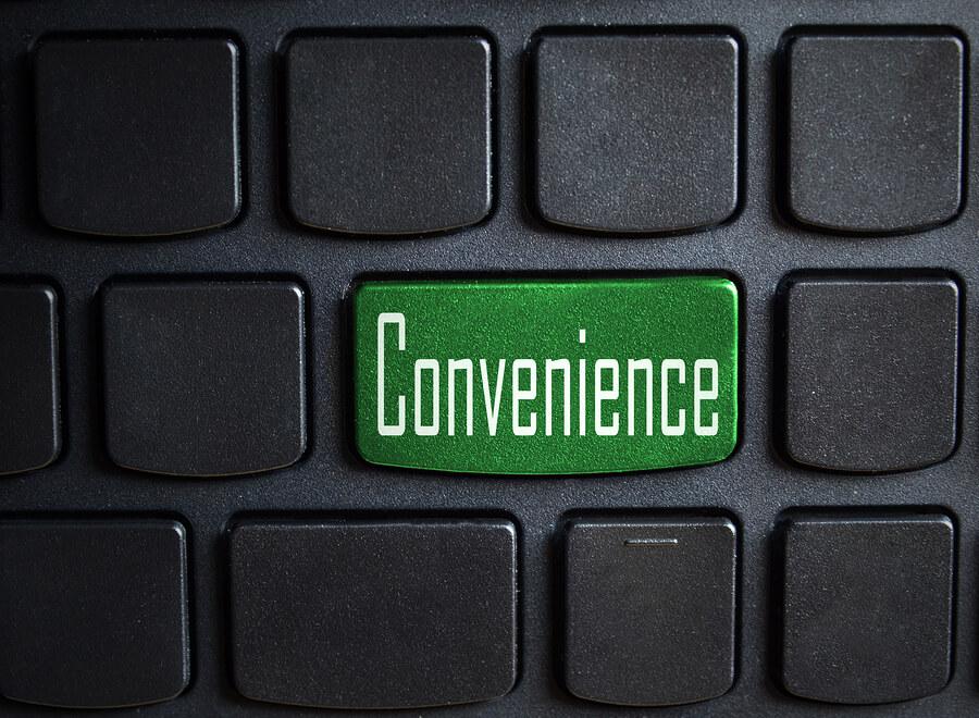 fast more convenient