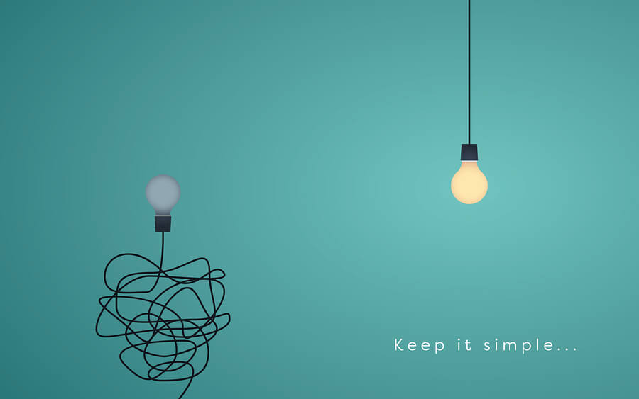 Minimalist Approach to Design
