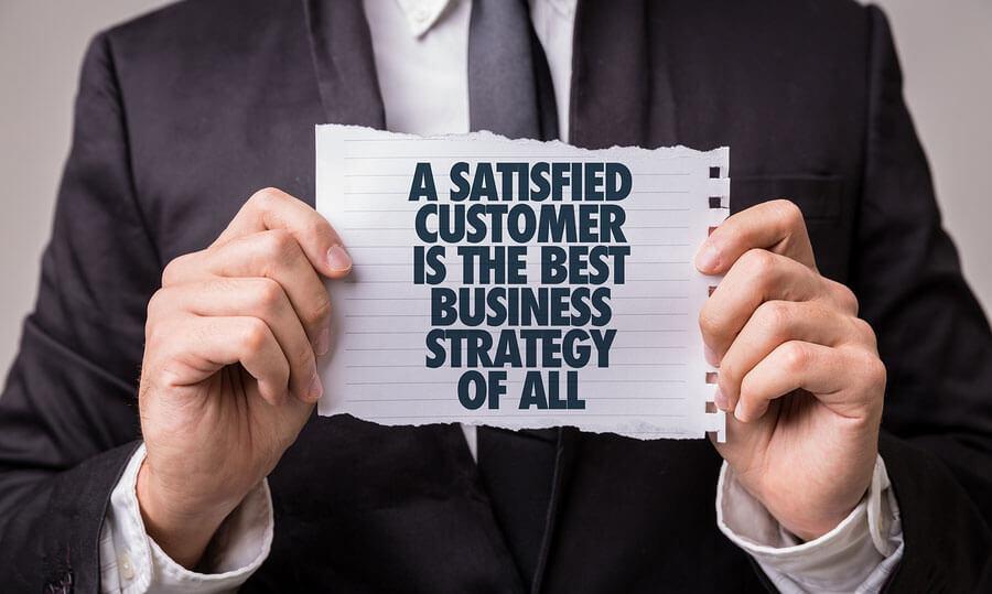 Happy Customers are Loyal Customers