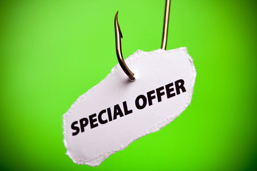 SPECIAL OFFERS & DEALS FOR REFERRALS
