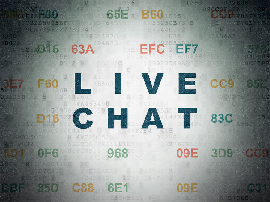 SWITCH ON LIVE CHAT SOLUTIONS