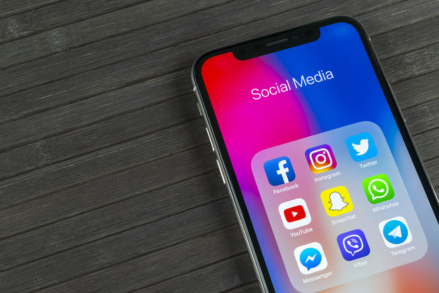 TAPPING INTO SOCIAL MEDIA