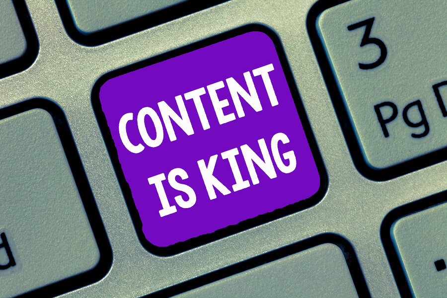 spotting successful content marketing
