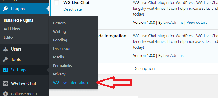 LIVE CHAT SOFTWARE INTEGRATION