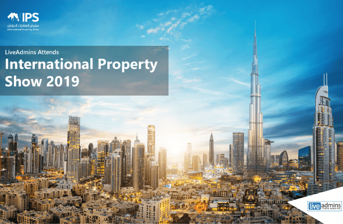 Real Estate & Technology: LiveAdmins to Attend the International Property Show 2019