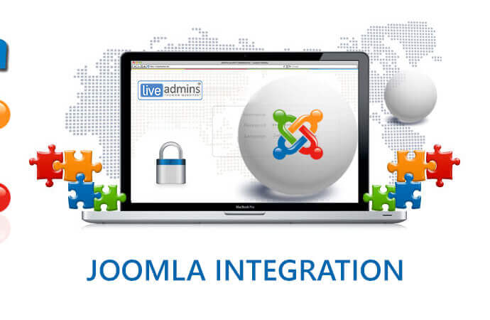 HOW TO INSTALL LIVEADMINS EXTENSION IN JOOMLA