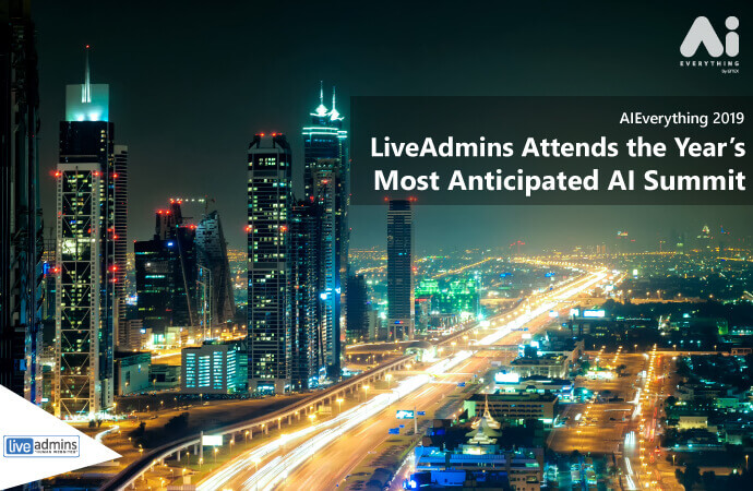 AIEverything 2019: LiveAdmins Attends the Year's Most Anticipated AI Summit
