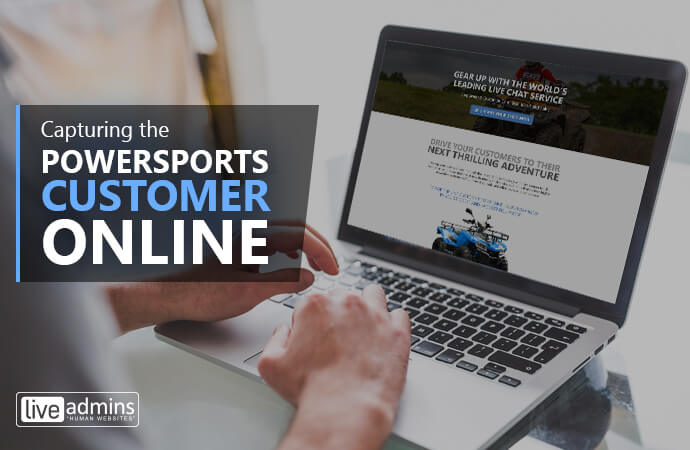 Capturing the Powersports Customer Online