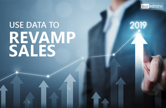 Using Data to Ramp Up Sales
