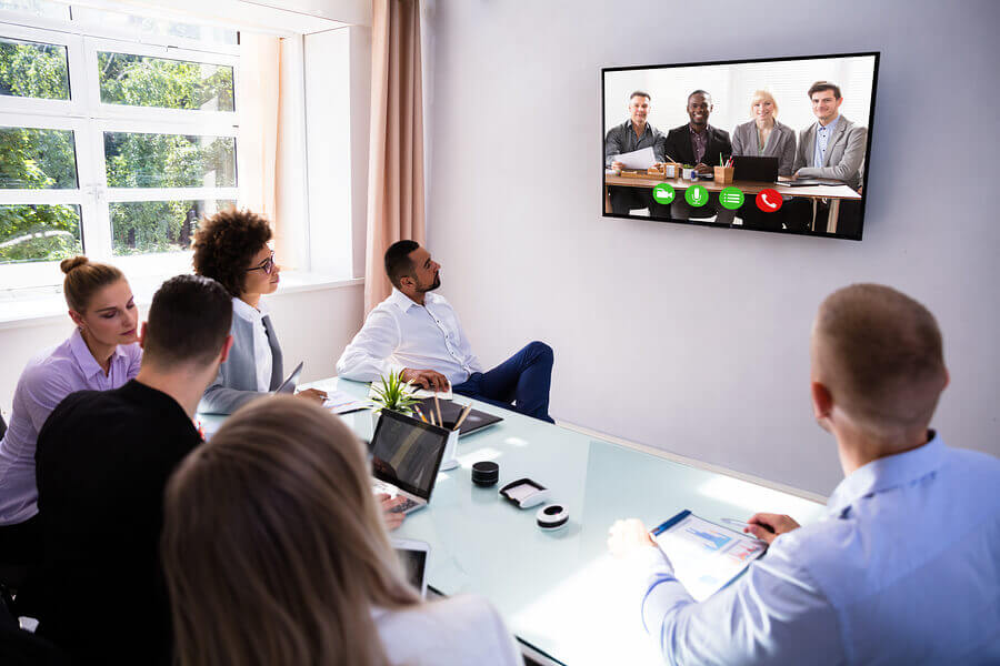 Cutting-Edge Technology: Video Conferencing