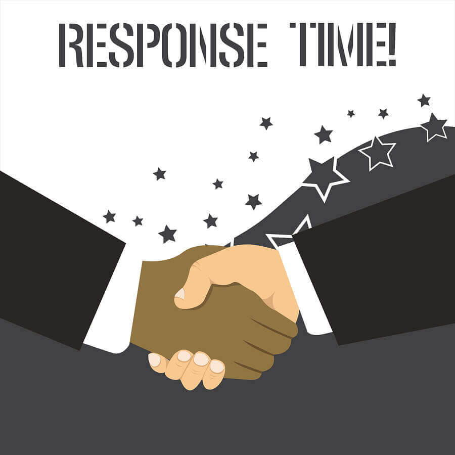 Quicker Response Times