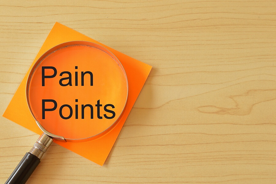 Know Customer Pain Points